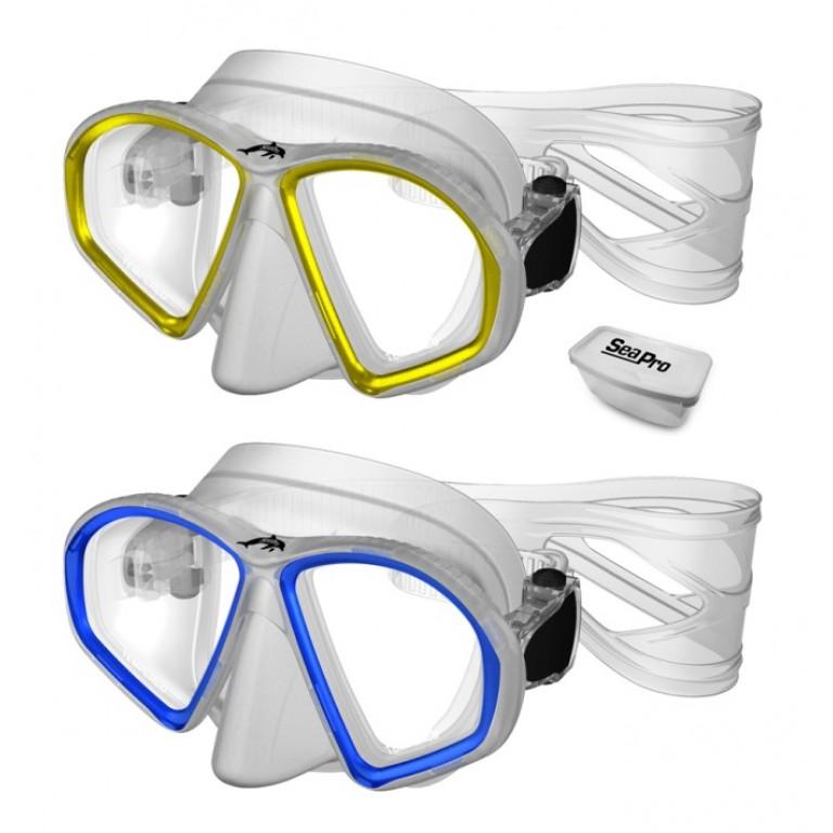 Dykkermaske SeaPro Nemo