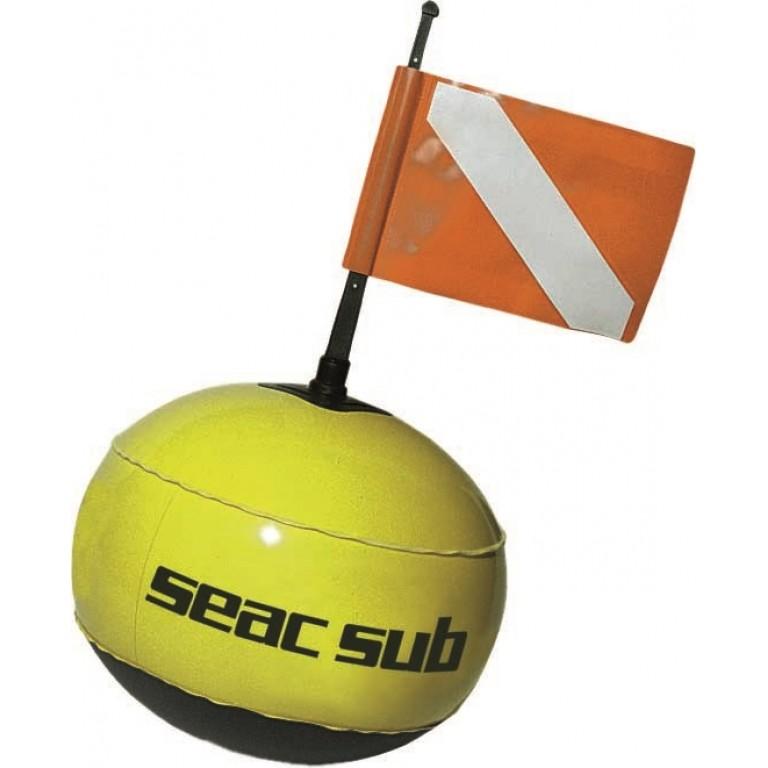Seac Overfladebøje Fluo
