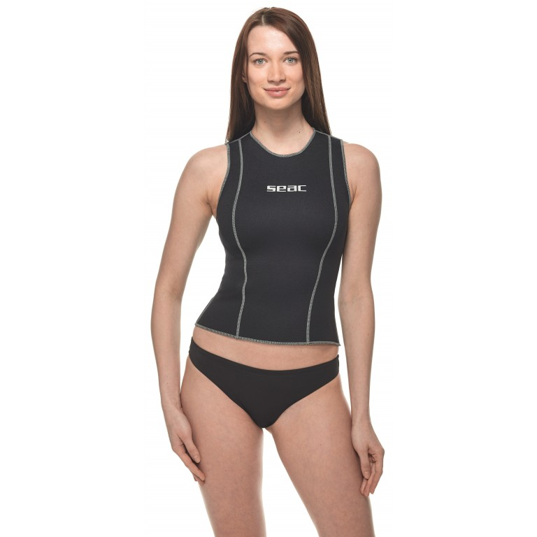 Seac Short vest Lady