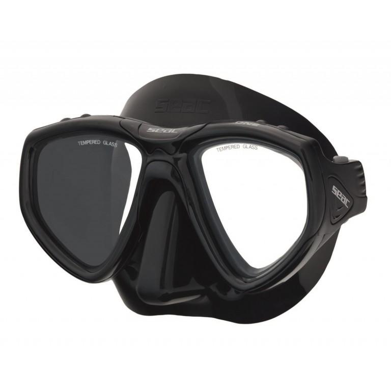 Dykkermaske Seac One Black