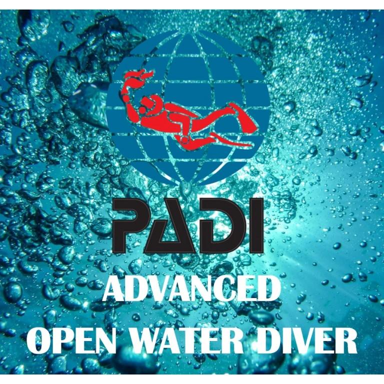 PADI Adv. Open water Diver