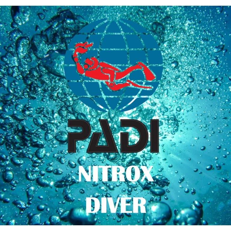 "Enriched Air Diver ""Nitrox"""