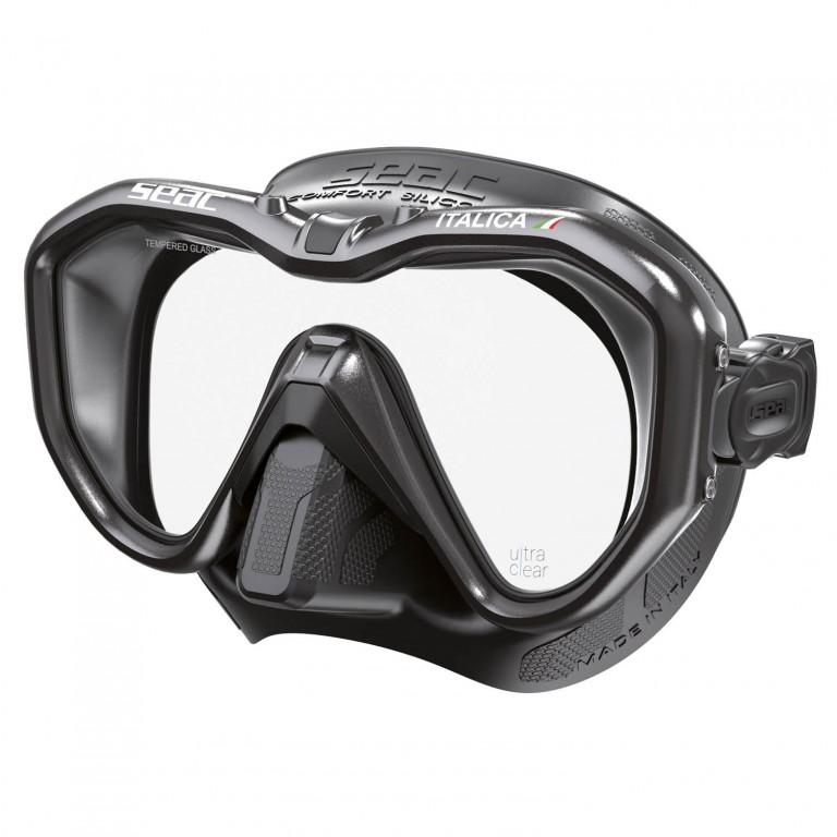 Dykkermaske Seac Italica Metal