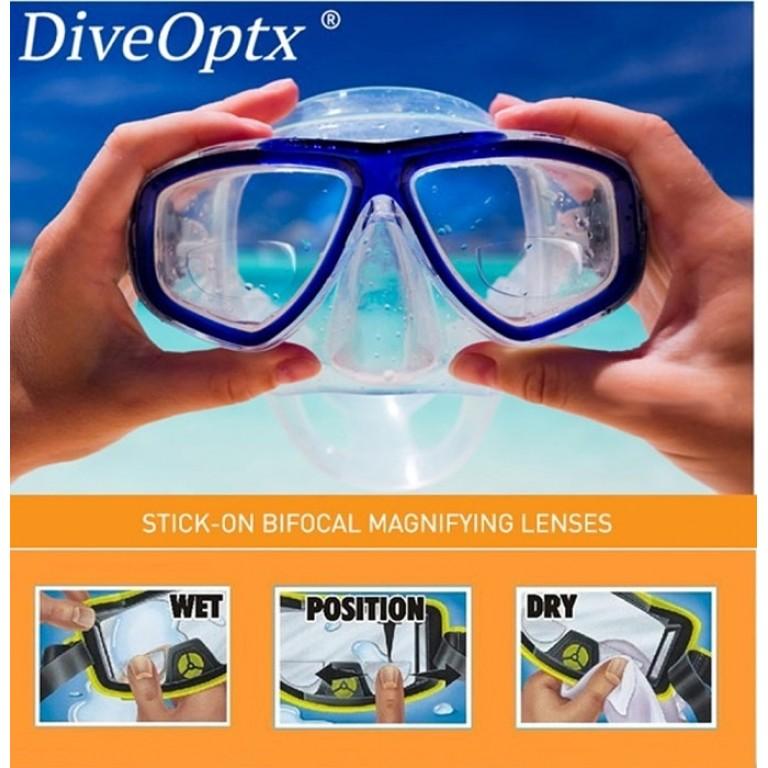 DiveOptx® læsefelter